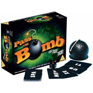Pass the Bomb Game-Yarrawonga Fun and Games