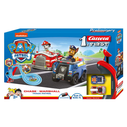 Paw Patrol Slot Car Set-Yarrawonga Fun and Games