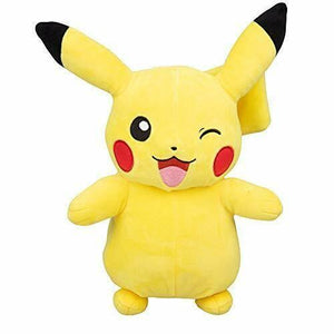 Pikachu - 12 Inch Plush-Yarrawonga Fun and Games