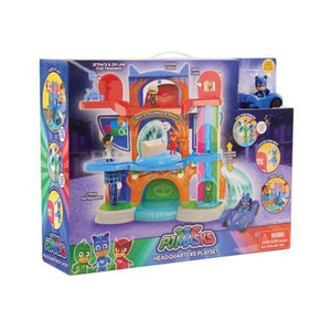 PJ Masks Deluxe Headquaters Playset-Yarrawonga Fun and Games.