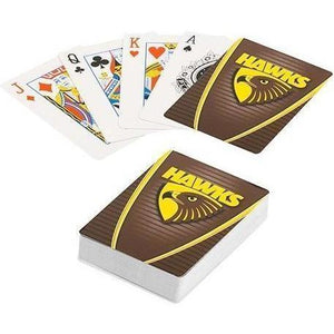Playing Cards - Hawks-Yarrawonga Fun and Games