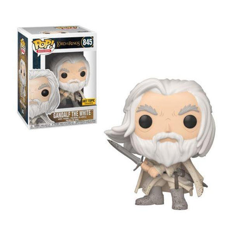 Pop Vinyl - Gandalf The White-Yarrawonga Fun and Games