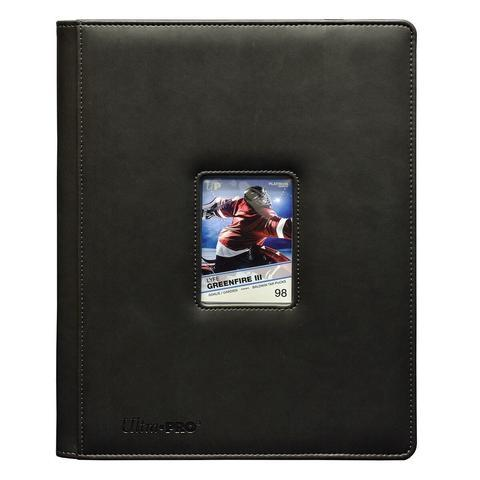 Pro Binder- Window 9-Pocket Black-Yarrawonga Fun and Games