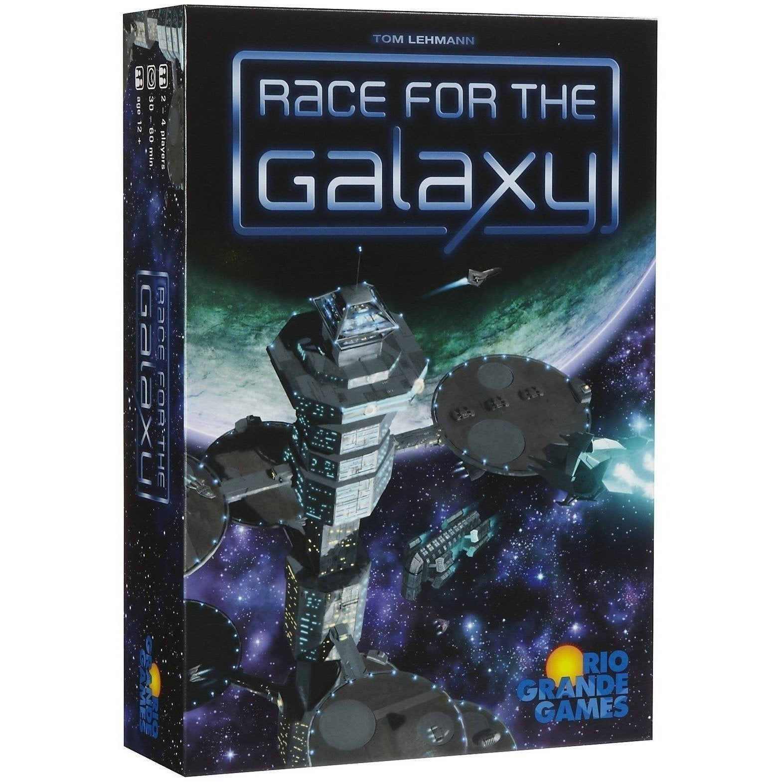 Race for the Galaxy - Board Game-Yarrawonga Fun and Games