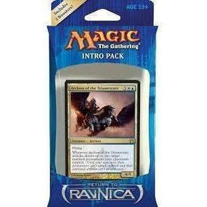 Return to Ravnica Intro Pack: Azorius Advance (White/Blue)-Yarrawonga Fun and Games
