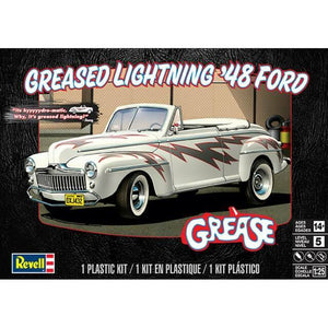 Revell - 1/25 -44443 - Greased Lightning 48 Ford-Yarrawonga Fun and Games