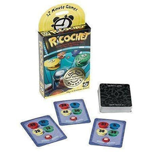 Ricochet card game-Yarrawonga Fun and Games