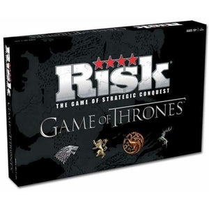 Risk - Game of Thrones-Yarrawonga Fun and Games
