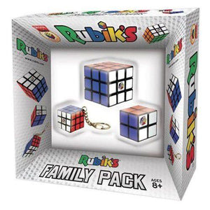 Rubik's Family Pack-Yarrawonga Fun and Games