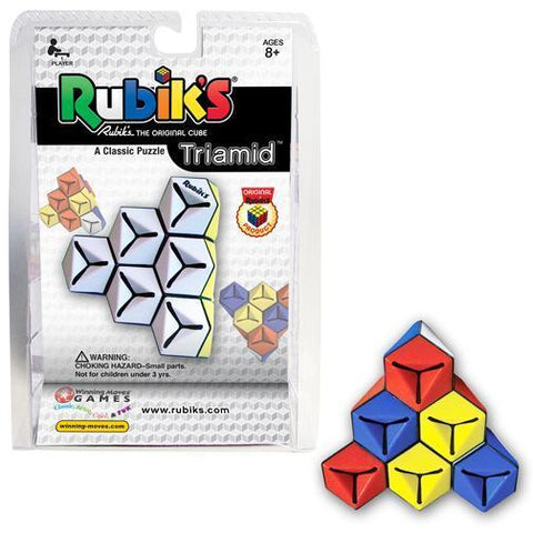 Rubik's Triamid-Yarrawonga Fun and Games