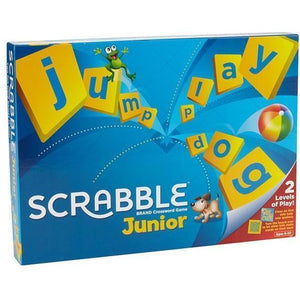 Scrabble Junior-Yarrawonga Fun and Games