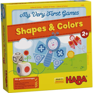 Shapes and Colours - Game-Yarrawonga Fun and Games