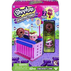 Shopkins - Kinstructions - Checkout Lane-Yarrawonga Fun and Games