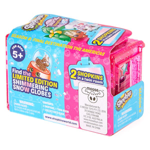 Shopkins - World Vacations - 2 Pack-Yarrawonga Fun and Games