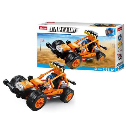Sluban - Crackilng Sands Off Road Racer - B0676-Yarrawonga Fun and Games