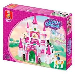 Sluban - Dream Castle-Yarrawonga Fun and Games