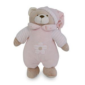 Soft Standing Bears - 30cm - Various Colours-Pink-Yarrawonga Fun and Games