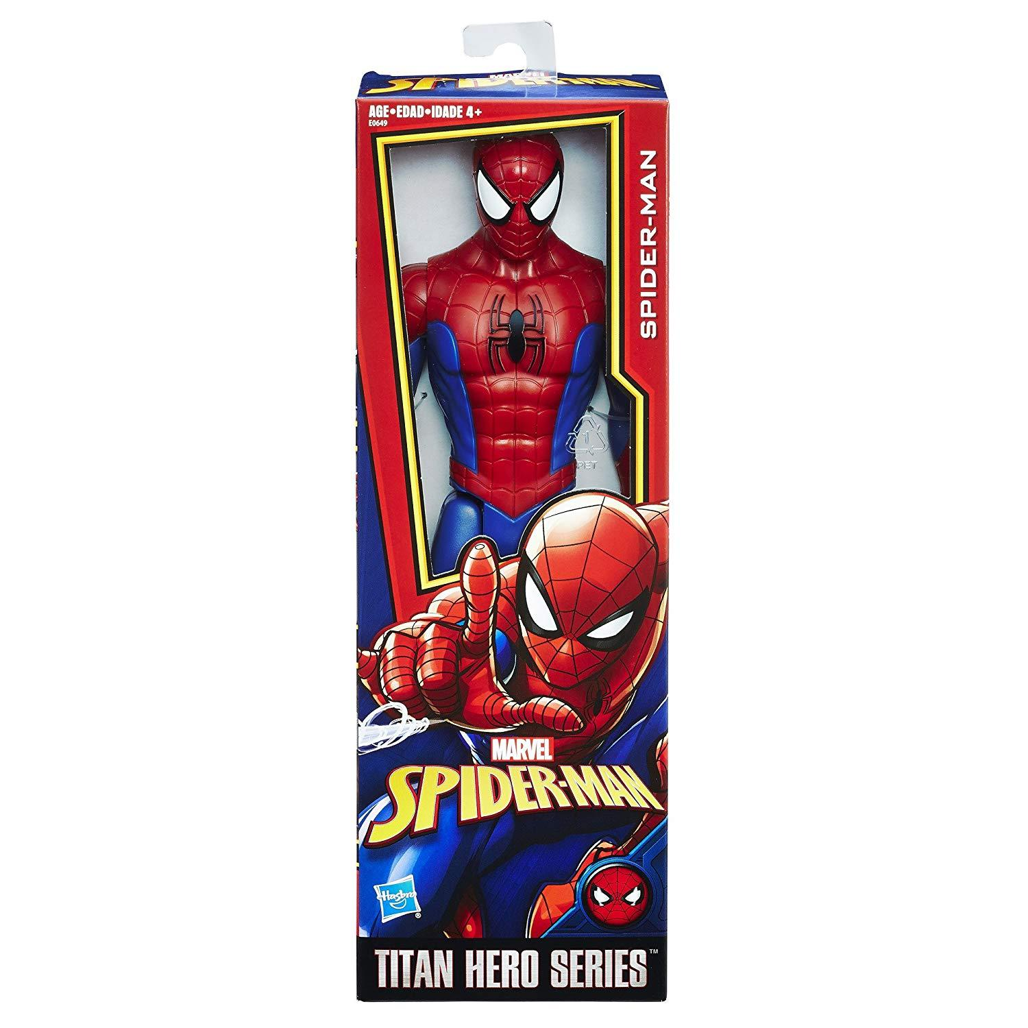 Spiderman Action Figure-Yarrawonga Fun and Games