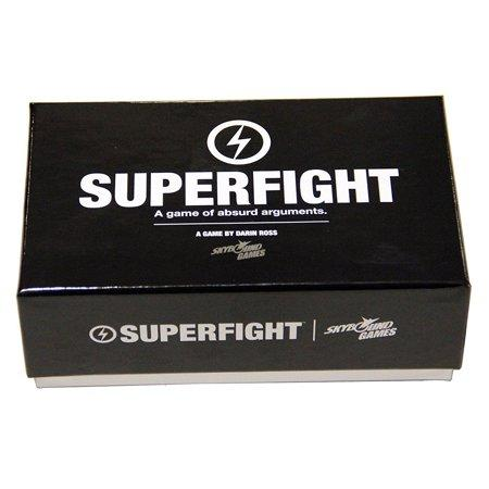 Superfight - Game-Yarrawonga Fun and Games
