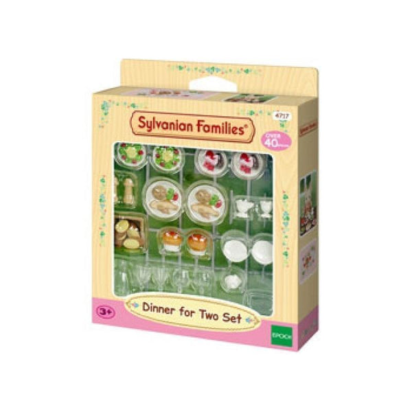 Sylvanian Families - Dinner for Two Set-Yarrawonga Fun and Games