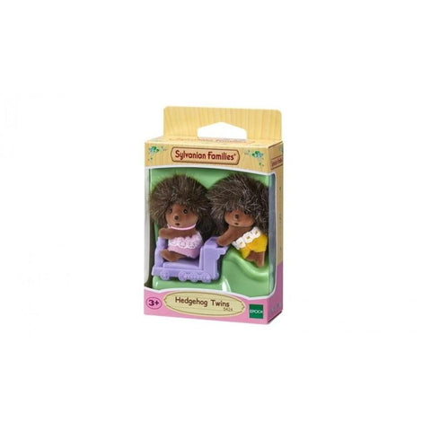 Sylvanian Families - Hedgehog Twins-Yarrawonga Fun and Games