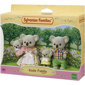 Sylvanian Families - Koala Family-Yarrawonga Fun and Games