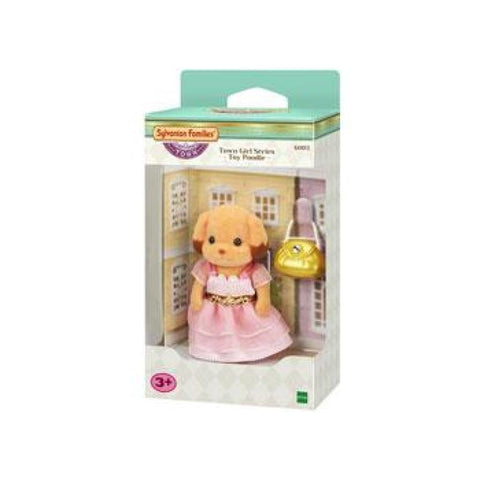 Sylvanian Families - Toy Poodle - Town Girl-Yarrawonga Fun and Games.