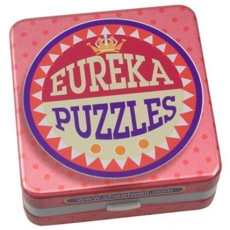 Table Teasers Games-Eureka Puzzles-Yarrawonga Fun and Games