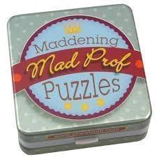 Table Teasers Games-Mad Prof-Yarrawonga Fun and Games