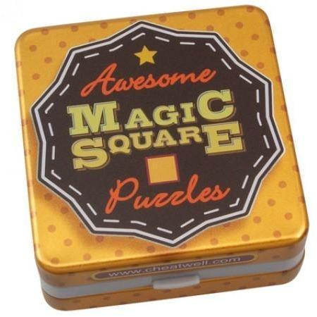 Table Teasers Games-Magic Square-Yarrawonga Fun and Games