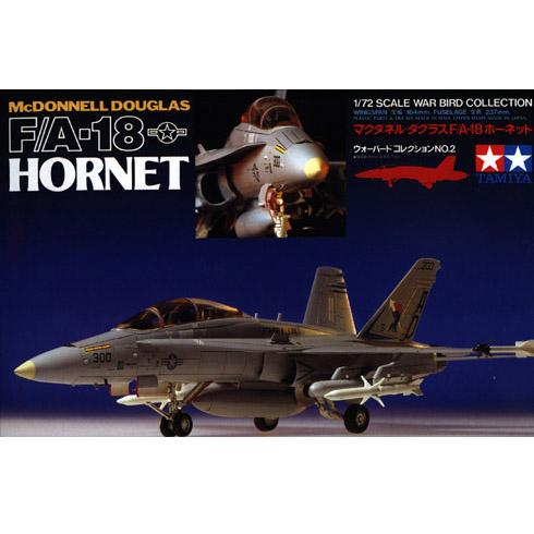 Tamiya - 1/:72 - 60702 - FA-18 Hornet-Yarrawonga Fun and Games