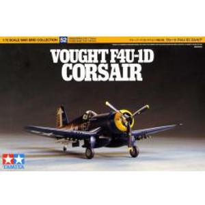 Tamiya - 1/:72 - 60752 -Vought F4U-1d Corsair-Yarrawonga Fun and Games