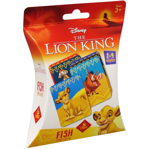 The Lion King - Snap Card Game-Yarrawonga Fun and Games