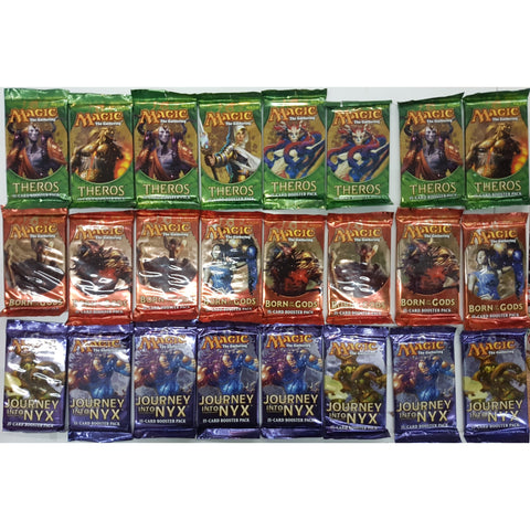 Theros Block - Draft Set of 24 boosters-Yarrawonga Fun and Games
