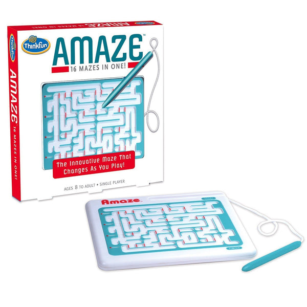 Thinkfun Amaze Puzzle-Yarrawonga Fun and Games