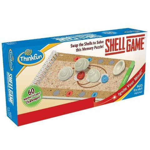 Thinkfun Shell Game-Yarrawonga Fun and Games