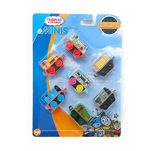 Thomas and Friends Mini - 7 Pack-Yarrawonga Fun and Games