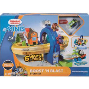 Thomas and Friends Minis Boost and Blast-Yarrawonga Fun and Games