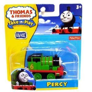 Thomas and Friends - Percy-Yarrawonga Fun and Games