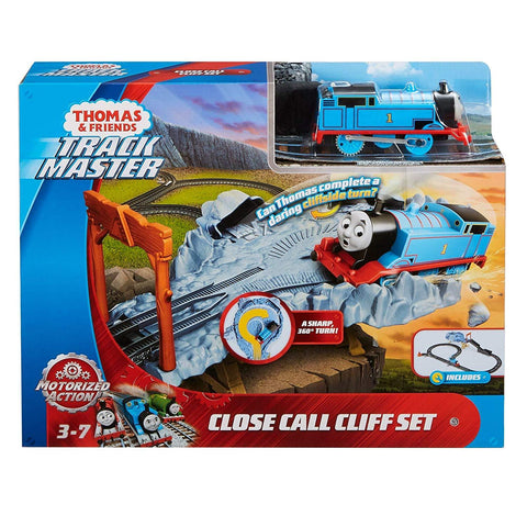 Thomas and Friends Track Master Close Call Cliff Set-Yarrawonga Fun and Games