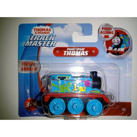 Thomas and Friends Trackmaster -Paint Splat Thomas-Yarrawonga Fun and Games