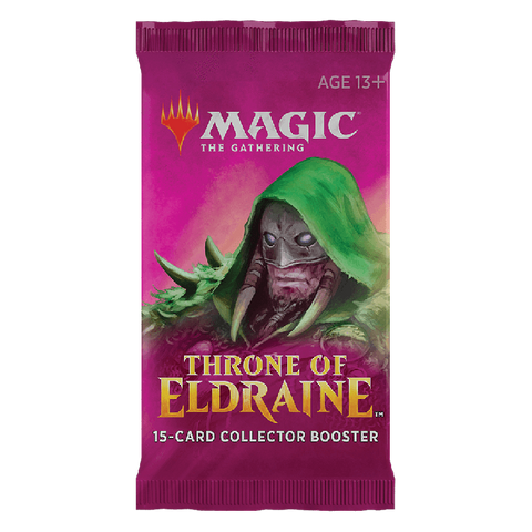 Throne of Eldraine Collectors Boosters-Yarrawonga Fun and Games