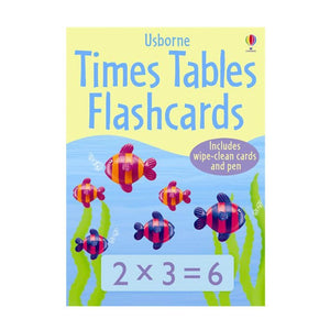 Times Tables Flashcards-Yarrawonga Fun and Games