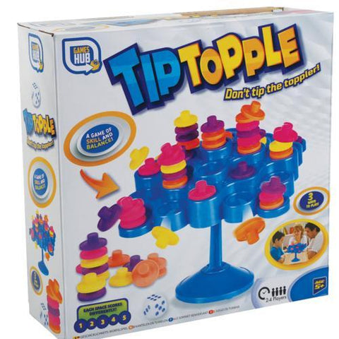 Tip Topple - Game-Yarrawonga Fun and Games.