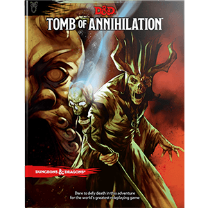 Tomb of Annihilation Adventure - Dungeons and Dragons-Yarrawonga Fun and Games