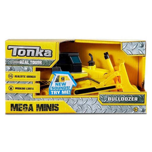 Tonka Mega Minis Construction - Various-Bulldozer-Yarrawonga Fun and Games