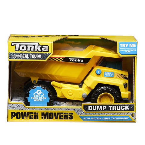 Tonka Power Movers Dump Truck-Yarrawonga Fun and Games