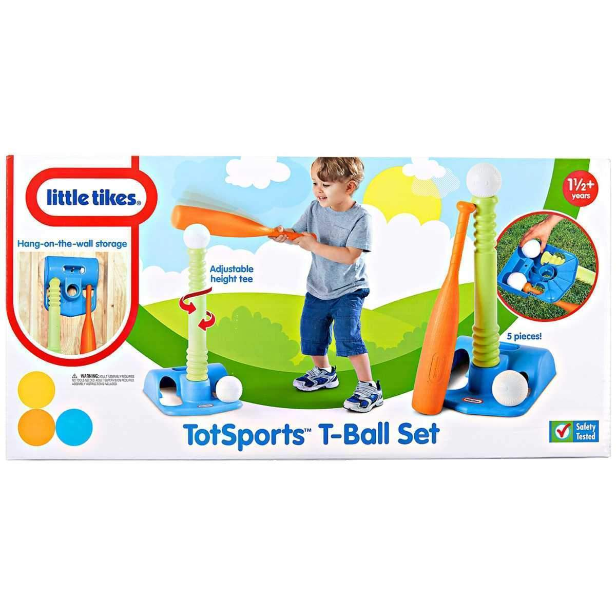 TotSports T-Ball Set-Yarrawonga Fun and Games