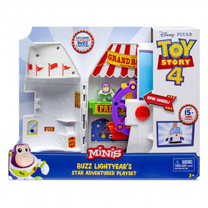 Toy Story 4 Buzz Lightyear playset-Yarrawonga Fun and Games