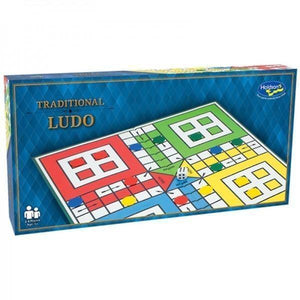 Traditional Ludo-Yarrawonga Fun and Games